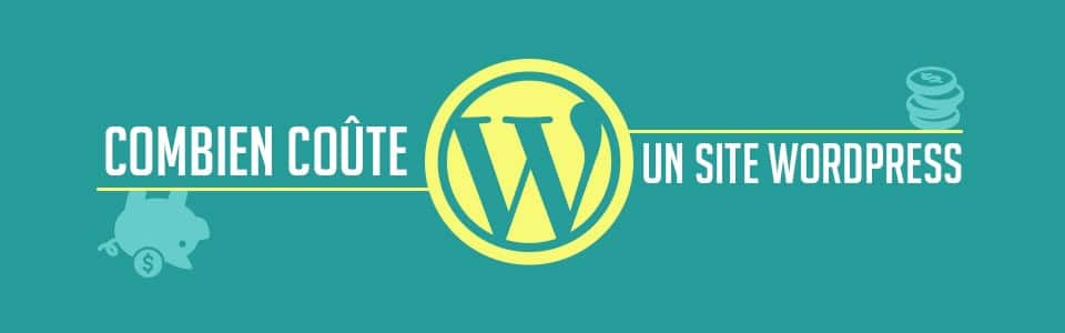 Combien co te la cr ation d 39 un site wordpress for Combien coute un paysagiste