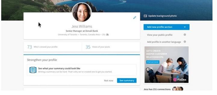 LinkedIn renouvelle ses fonctionnalites et son design