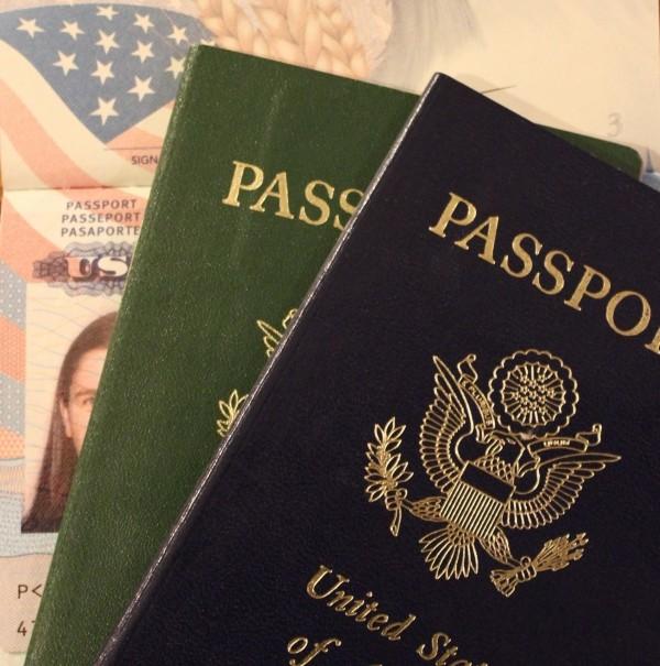 passeport et facebook pour entre aux Etats Unis